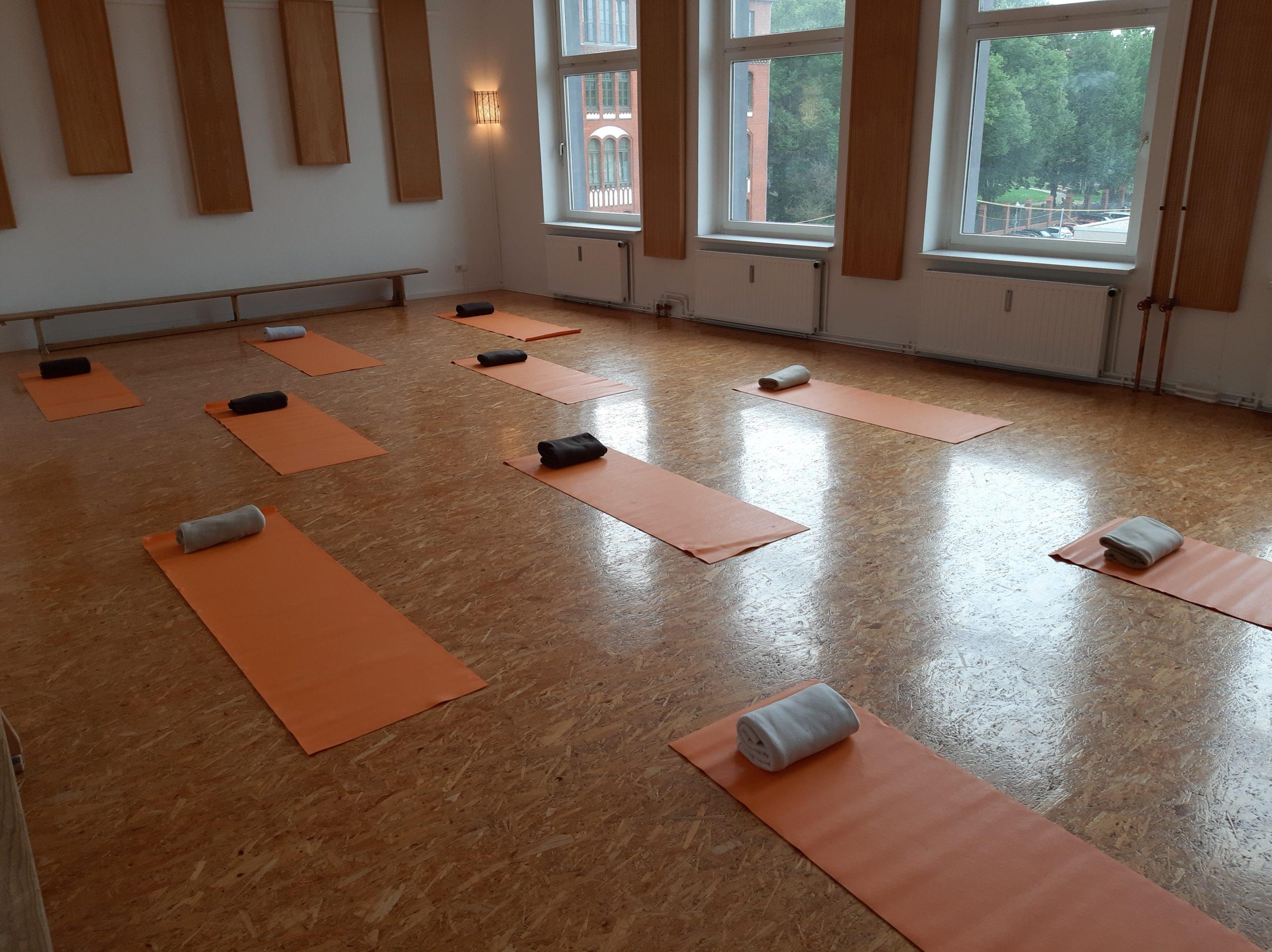 Für Yoga und Entspannung